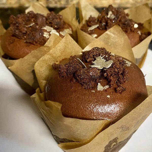 Chocolate Decadence Cupcakes